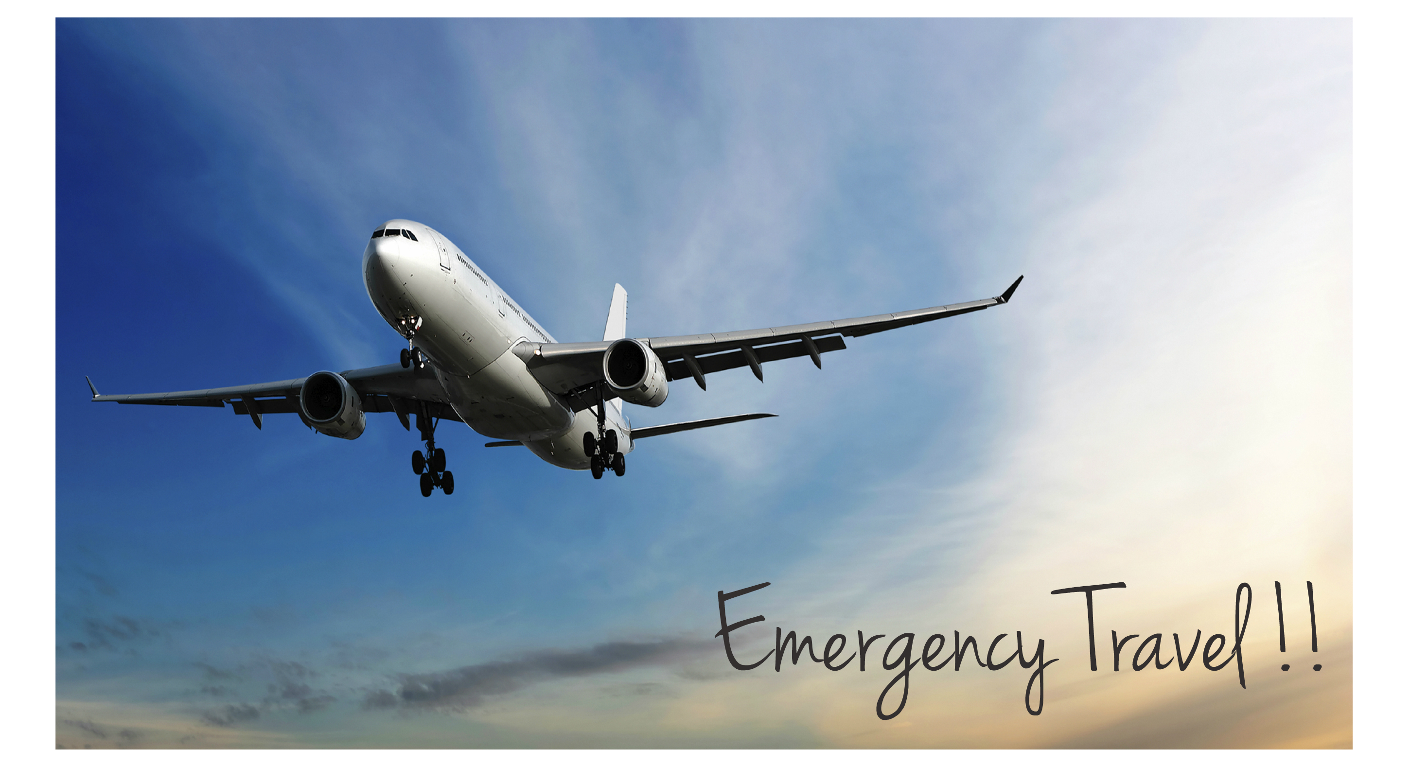 Emergency Travel